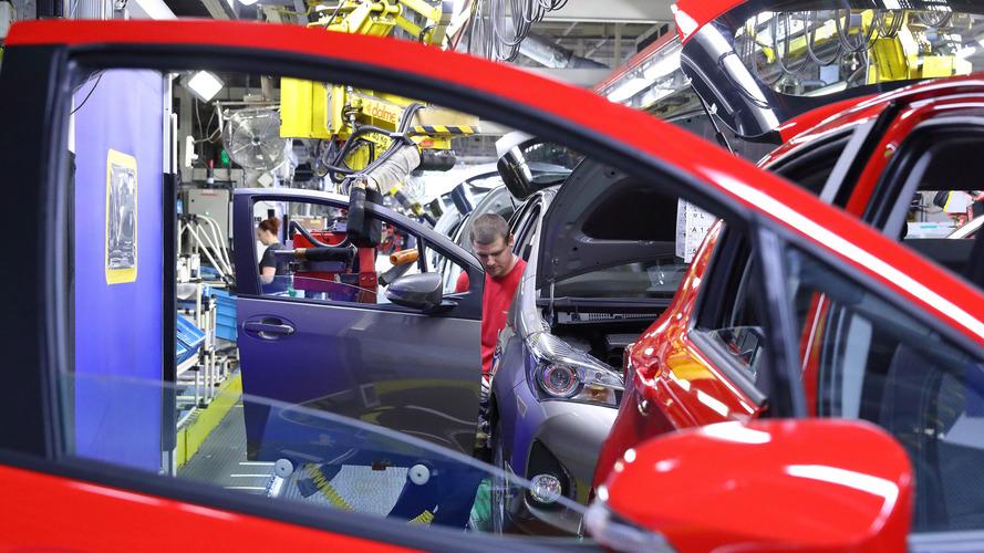 Toyota Yaris voiture la plus produite en France