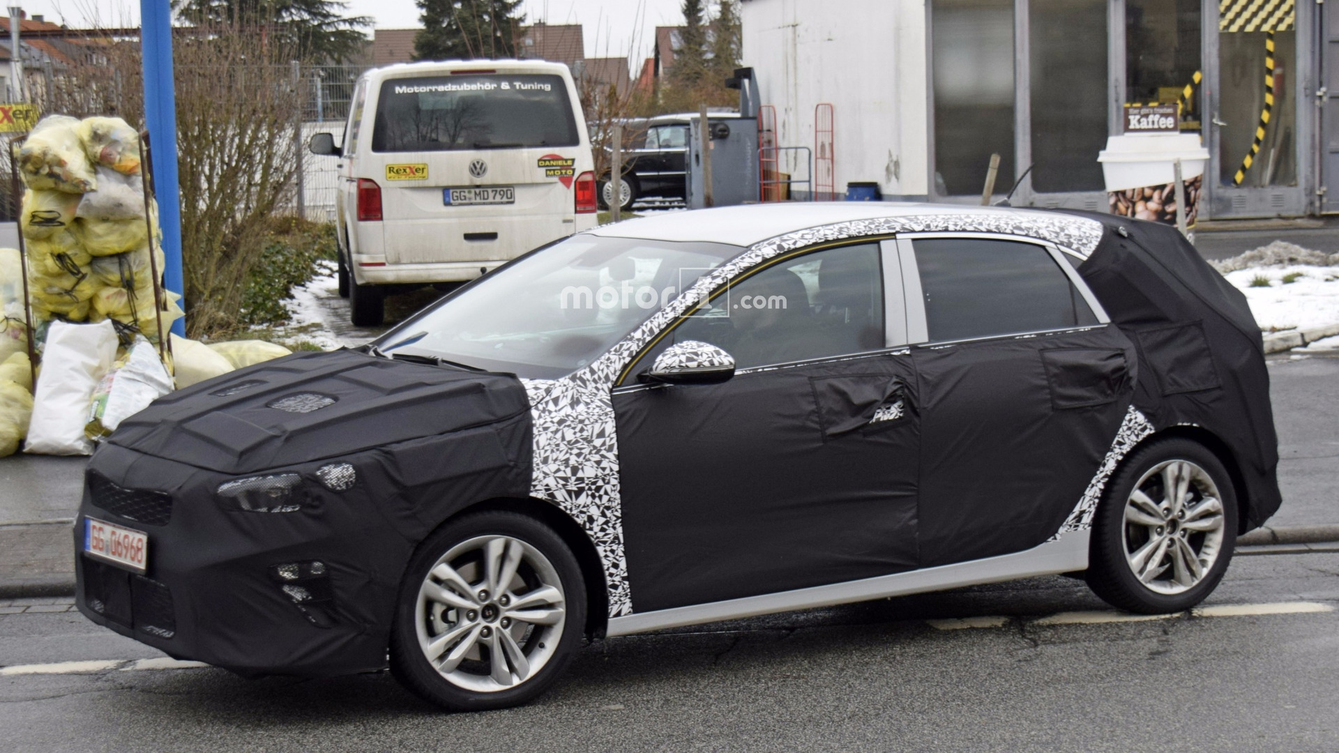 2018 Kia Cee D Spied Inside And Out