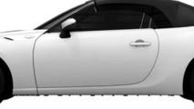 Toyota GT 86 Convertible 12.4.2013