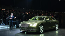 2014 Bentley Flying Spur at 2013 Geneva Motor Show
