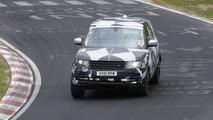 Range Rover LWB spy photo 24.04.2013