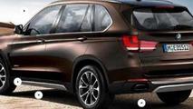 2014 BMW X5 leaked photo