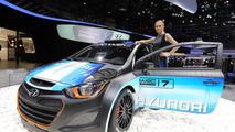 2013 Hyundai i20 WRC at 2013 Geneva Motor Show
