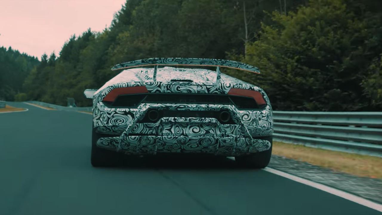 Lamborghini Huracan Performante Aero