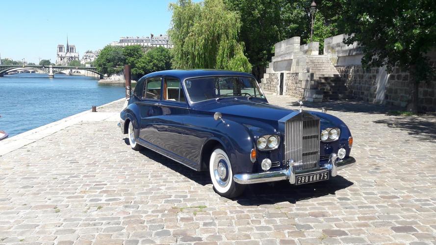 La Rolls Royce de Mona Bismarck mise en vente par Osenat