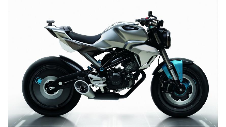 Honda 150SS konsepti sizi motosikletlere aşık edecek