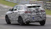 BMW X2 2018: fotos espía