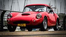Sabra GT Sports Car eBay