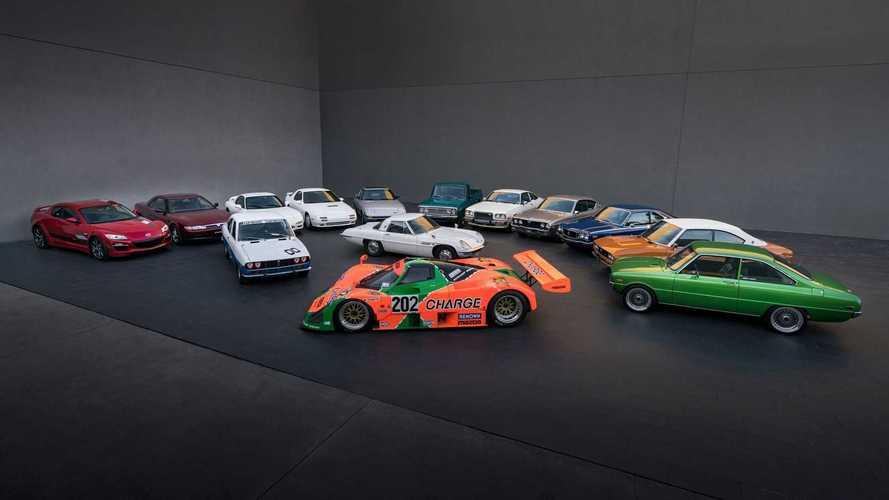 Mazda, rotary motorun 50'inci yılını kutluyor