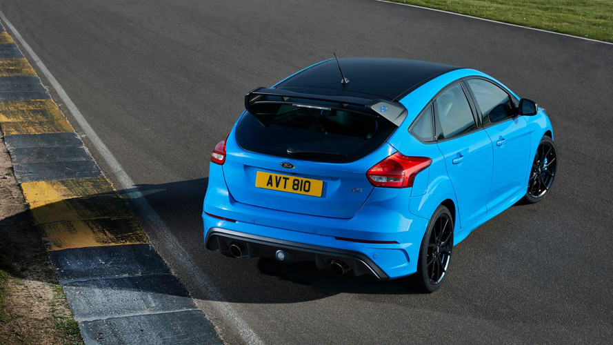 Ford Focus RS Pack Performance