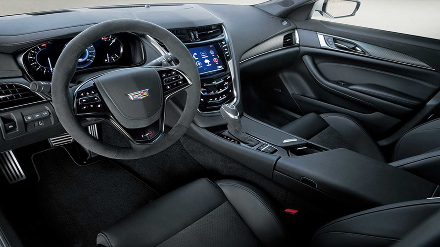 Cadillac CTS-V Carbon Black Edition Japan