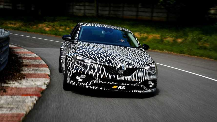 2018 Renault Megane RS Confirmed With Manual, Dual-Clutch Auto