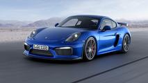 2015 Porsche Cayman GT4