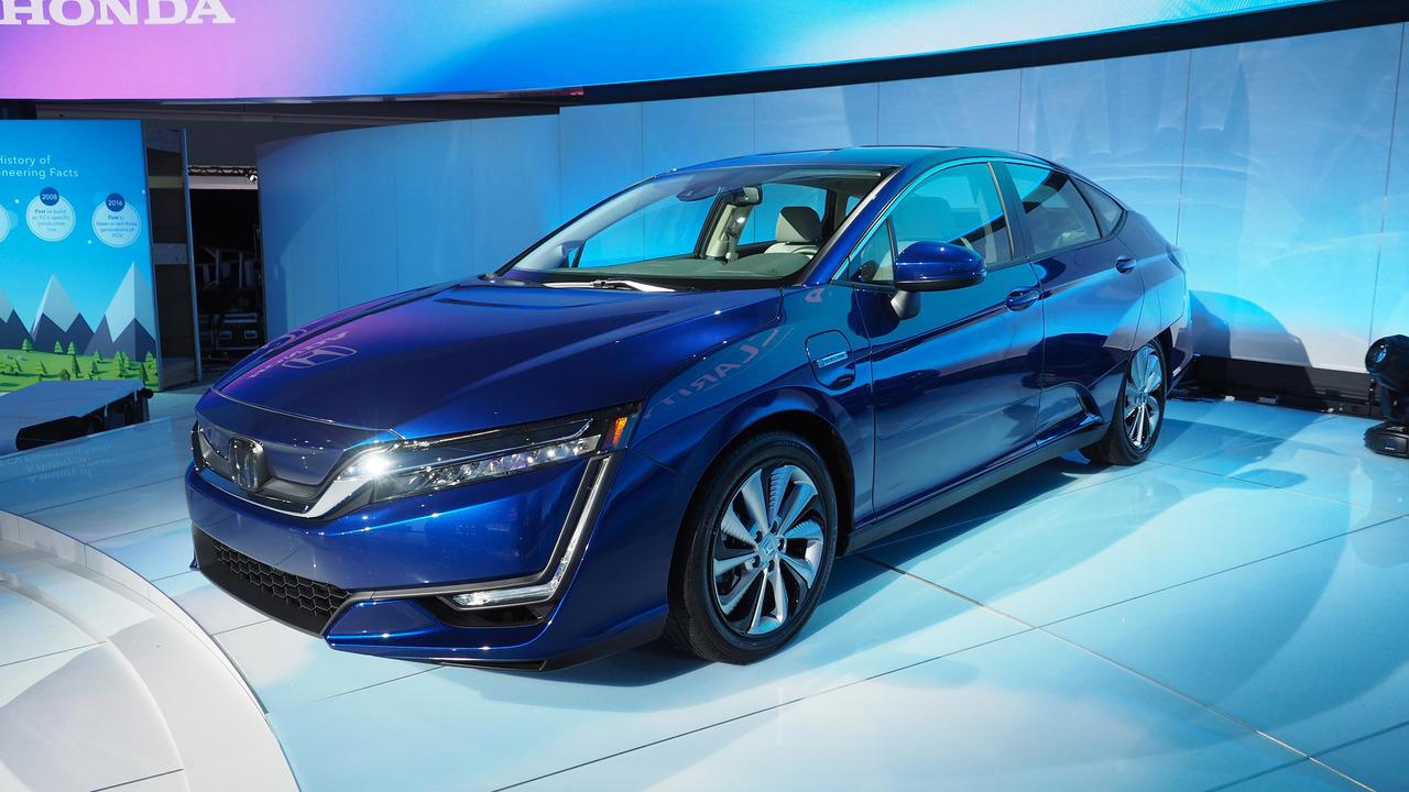 2017 Honda Clarity Electric EV