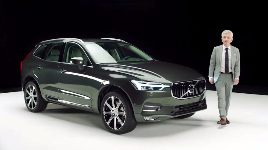Volvo Delivers A Proper XC60 Introduction In This 8-Minute Video