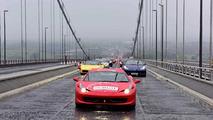 Ferrari Club Parade