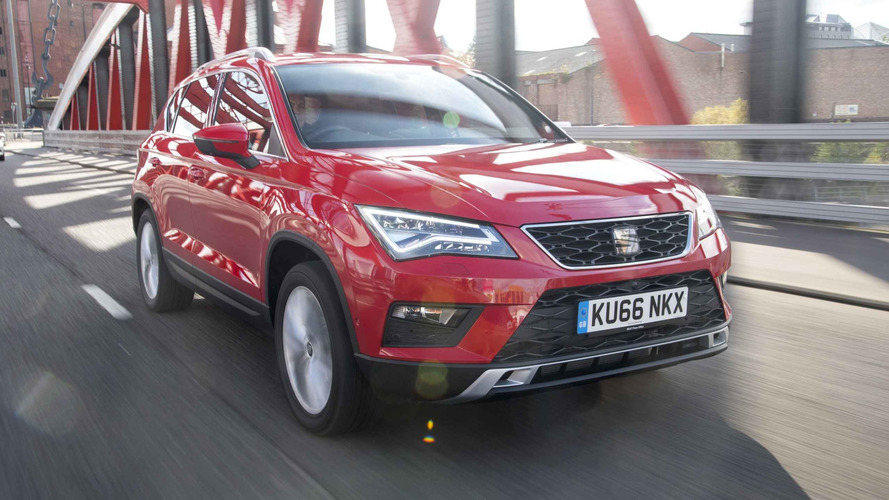 2017 SEAT Ateca Review