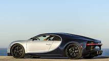 Bugatti Chiron 2017: primera prueba