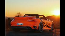 Die schnellste Orange der Welt