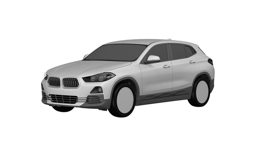 This Is Probably The BMW X2 In Production Form