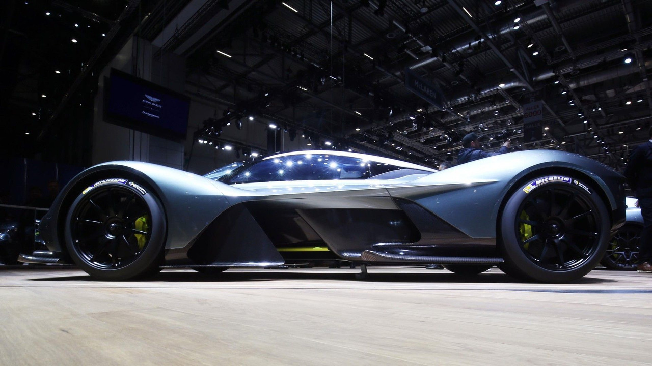 Aston Martin Valkyrie - Cenevre