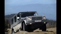 Mercedes-Benz Clase G 2012