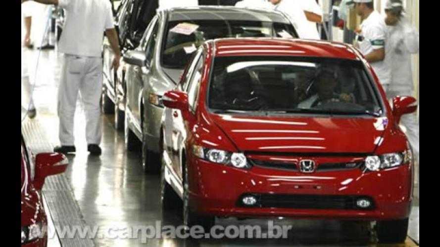Honda quer entrar forte no mercado russo