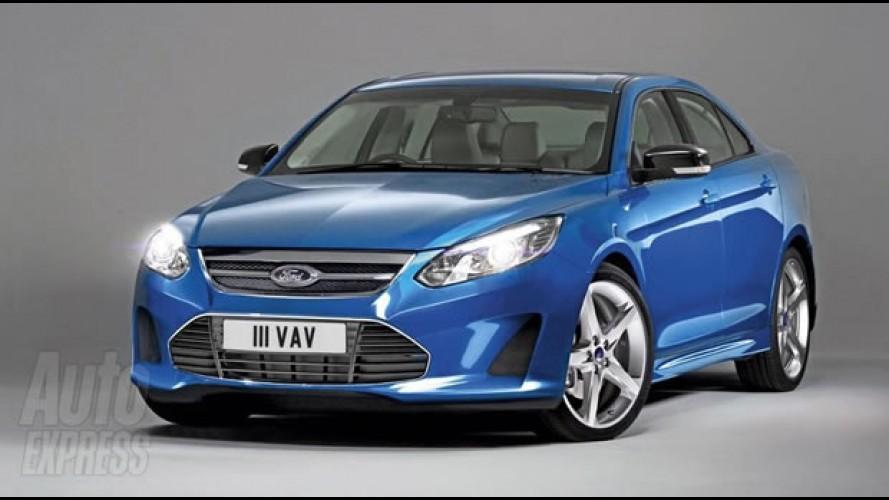 Revista mostra o novo Novo Ford Mondeo 2011