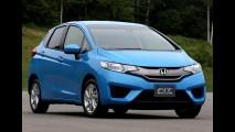 Honda Fit 2014 é revelado - confira todos os detalhes e galeria de fotos