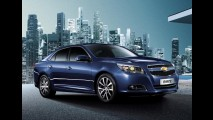 Chevrolet Malibu recebe motor 1.6 Turbo na China
