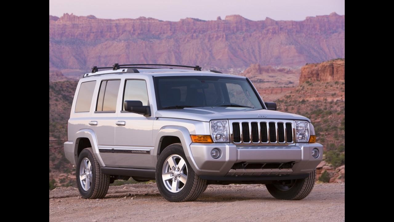 Jeep planeja luxuoso SUV de sete lugares para brigar com Audi Q7