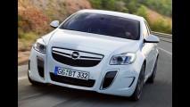 Vauxhall estuda lançar Insignia com 400 cv de potência