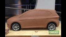 Segredo: novo VW Gol 2016 começa a aparecer!