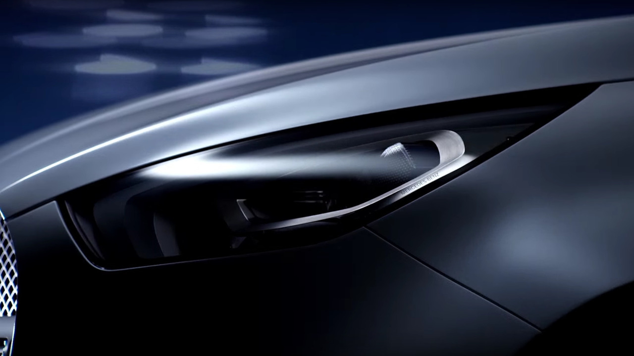 Mercedes-Benz Pickup Teaser