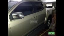 Chevrolet S10 LTZ 2.8 CTDI: Flagra confirma novo motor Duramax turbodiesel de 180cv no Brasil