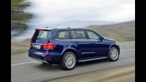 Vazou: Novo Mercedes-Benz GL 2013 aparece em primeiras imagens oficiais