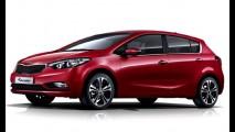 Novo Kia Cerato hatch é lançado na Coreia do Sul