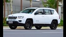 Jeep Compass 2014 chega ao Brasil com novidades visuais e preço de R$ 102,1 mil
