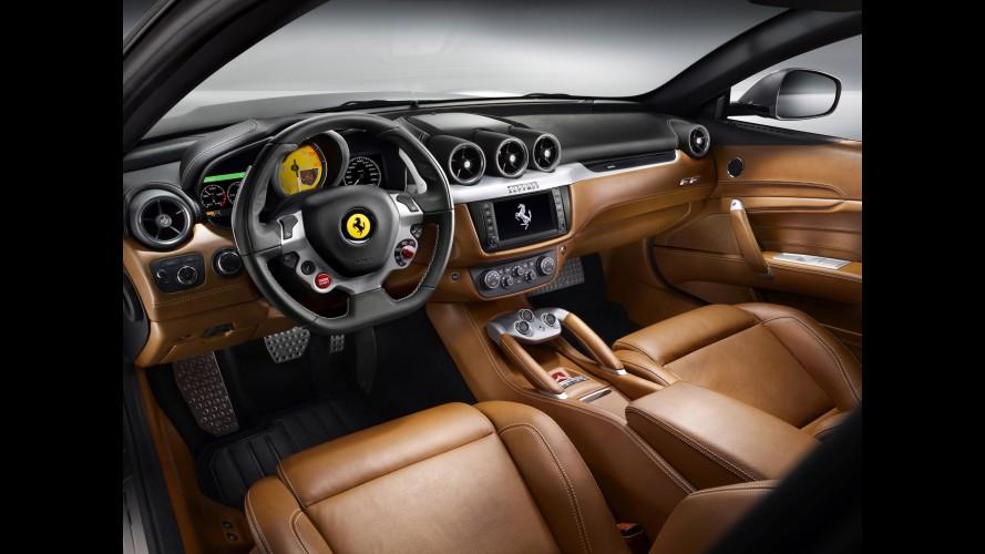 Ferrari lança oficialmente no Brasil modelo FF com preço de 2,7 milhões