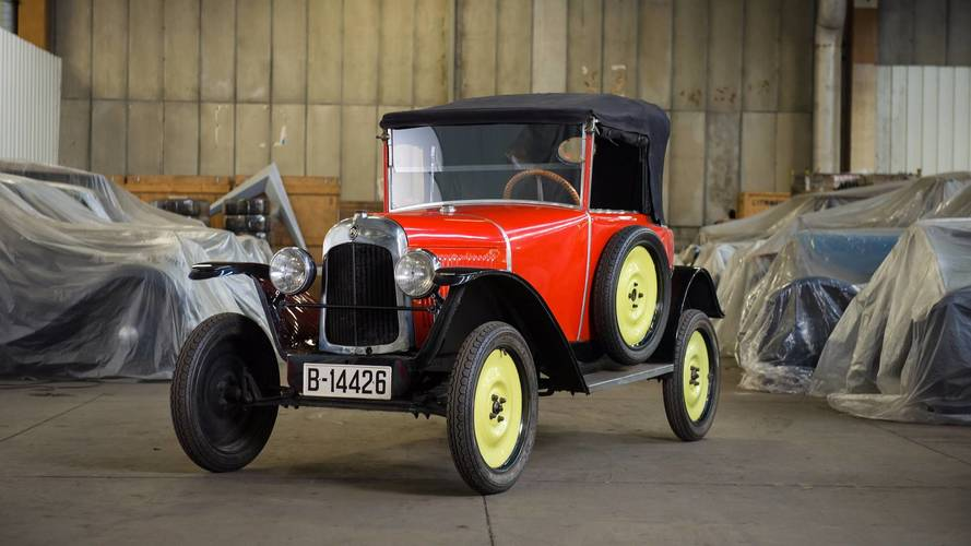 65 cars from Citroën's Historic Collection