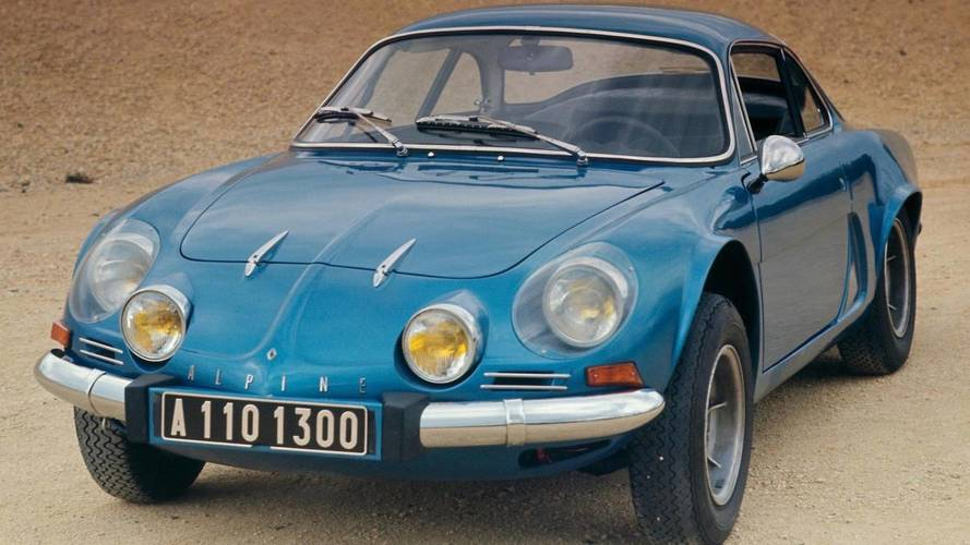 1961 Alpine A110