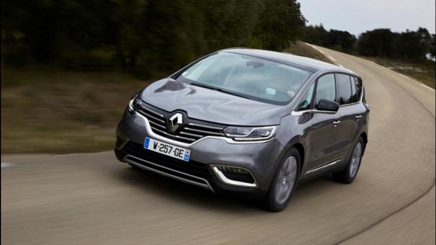 Renault Espace, ammiraglia alla francese