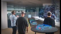Volvo e Microsoft HoloLens