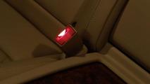 Mercedes active seat-belt buckle technology 07.2.2012