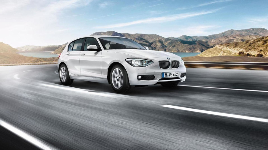BMW 116d EfficientDynamics returns 103 mpg UK during RAC Future Car Challenge