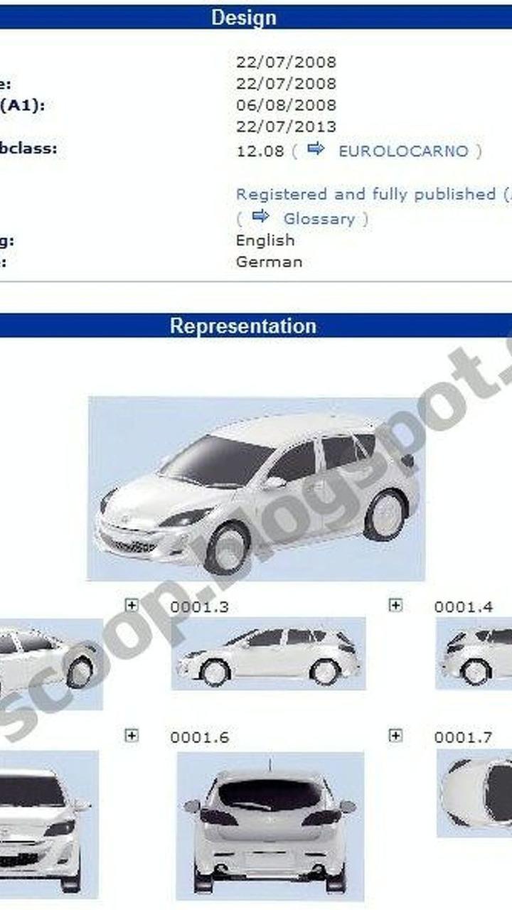 2010 Mazda3 Early Design Rendering?
