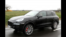 Erwischt: Porsche Cayenne