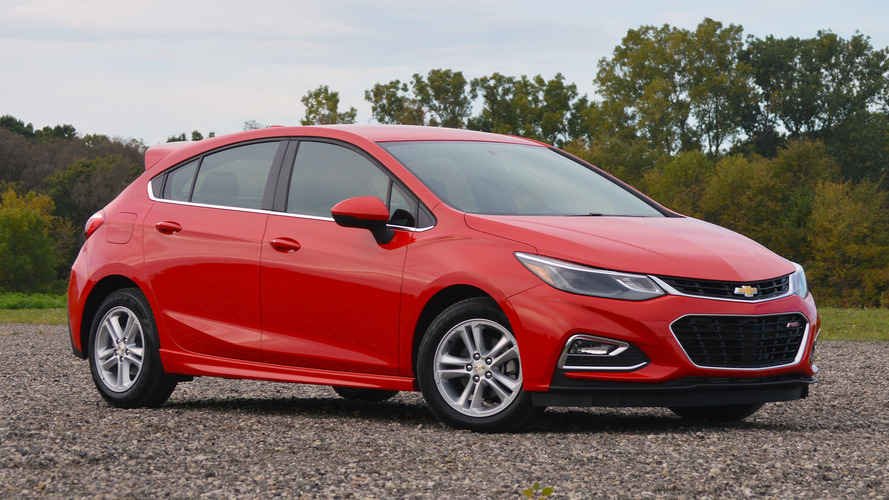 Review: 2017 Chevy Cruze Hatchback