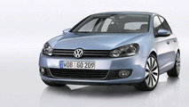 New VW Golf VI