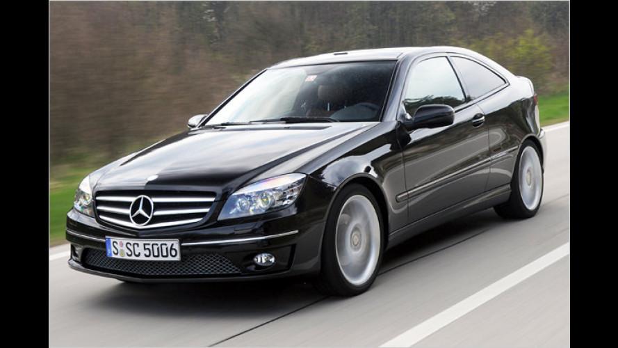 Unerbittlicher Stilwillen: Der neue Mercedes CLC 220 CDI